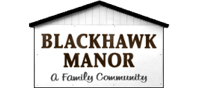 Blackhawk Manor Logo