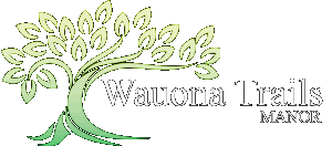 Wauona Trails Logo